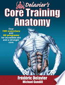 Cover of Delavier's Core Training Anatomy