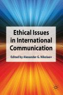 Ethical Issues in International Communication Pdf/ePub eBook