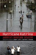 Pdf Hurricane Katrina