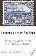 Letters across Borders