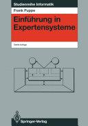 Einführung in Expertensysteme