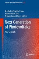 Next Generation of Photovoltaics