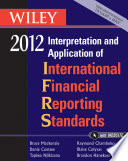 Wiley IFRS 2012 Book