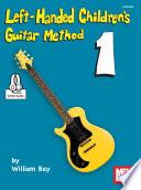 Left Handed Children s Guitar Method