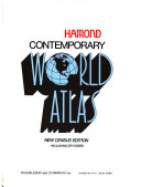 Hammond Contemporary World Atlas
