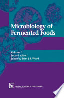 Microbiology Of Fermented Foods Book PDF