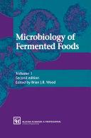 Microbiology of Fermented Foods Pdf/ePub eBook