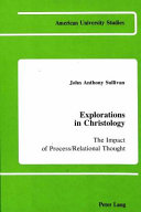 Explorations in Christology Book PDF