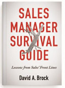 Sales Manager Survival Guide Book