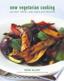 New Vegetarian Cooking