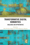Transformative Digital Humanities