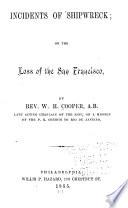 Incidents of Shipwreck