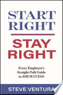 Start Right Stay Right Book