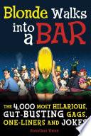 Blonde Walks into a Bar Book PDF