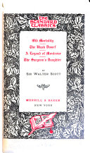 Waverley Novels  The pirate  The fortunes of Nigel Book