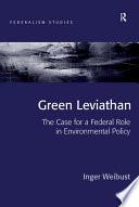 Green Leviathan Book
