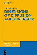 Dimensions of Diffusion and Diversity Pdf/ePub eBook
