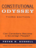 Pdf Constitutional Odyssey Telecharger