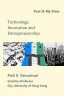Technology  Innovation and Entrepreneurship