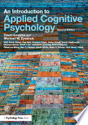"""An Introduction to Applied Cognitive Psychology"" by David Groome, Michael Eysenck"