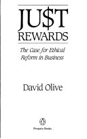 Just Rewards Book PDF