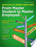 From Master Student To Master Employee Book