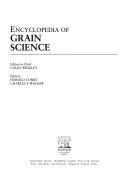 Encyclopedia Of Grain Science Book PDF
