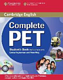 Complete PET. Student's Book with CD-ROM
