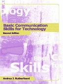 Basic Communication Skills for Technology