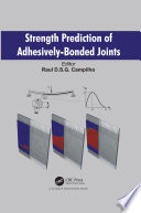 Strength Prediction of Adhesively Bonded Joints