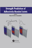 Strength Prediction of Adhesively-Bonded Joints [Pdf/ePub] eBook