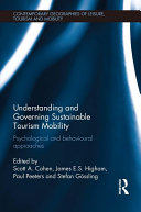 Understanding and Governing Sustainable Tourism Mobility