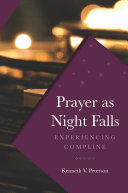 Prayer as Night Falls