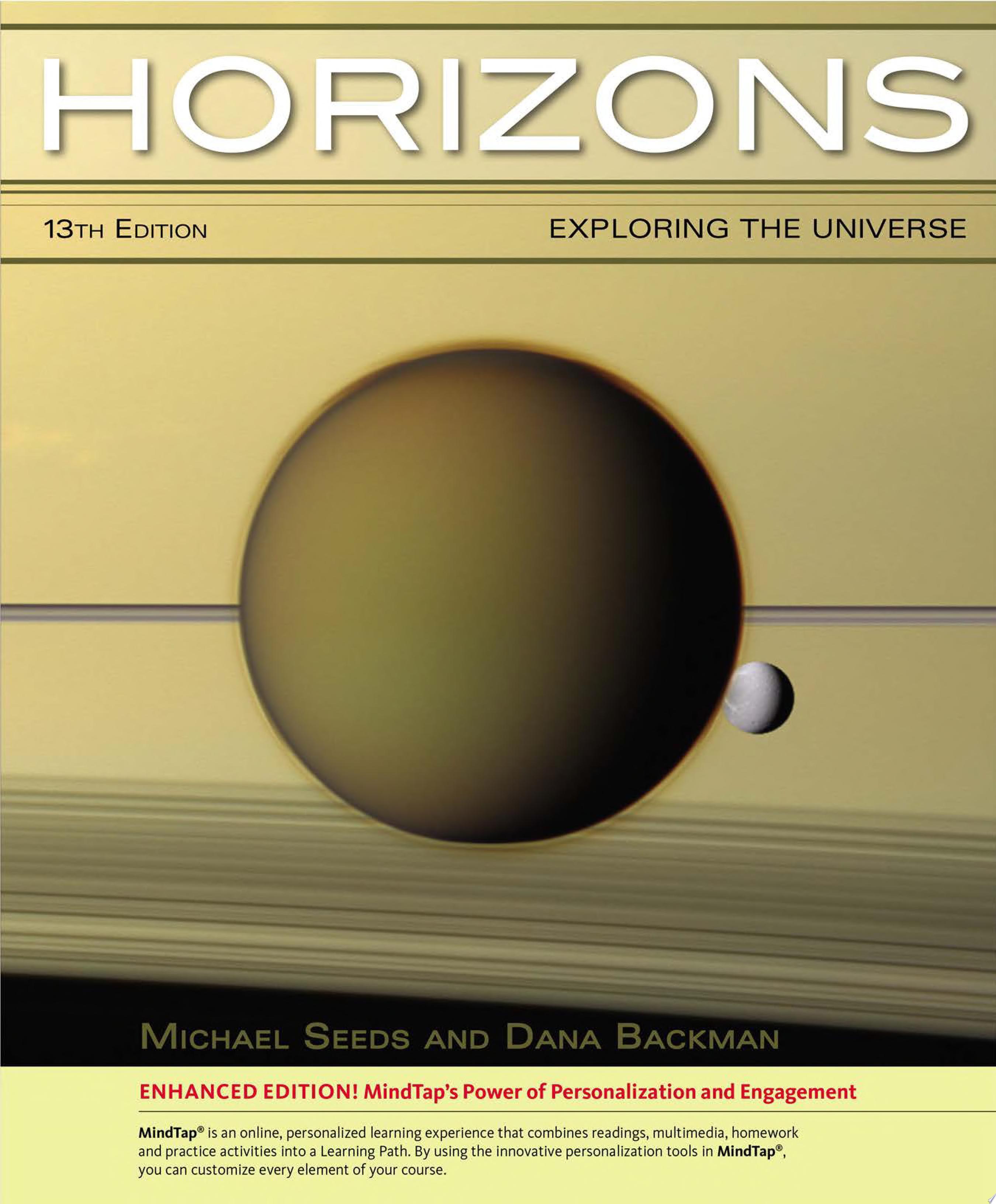 Horizons  Exploring the Universe  Enhanced
