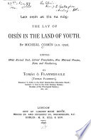 The Lay of Ois  n in the Land of Youth