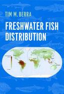 Pdf Freshwater Fish Distribution