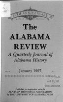 The Alabama Review - Band 50 - Seite 213