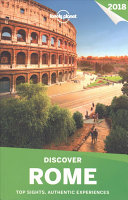 Lonely Planet Discover Rome 2018