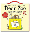 My Very Own Dear Zoo Activity Pack