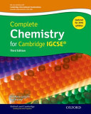 Complete Science for Cambridge IGCSE ®: Complete Chemistry for Cambridge IGCSE ® Student Book (Third Edition)