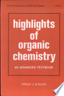 Highlights Of Organic Chemistry