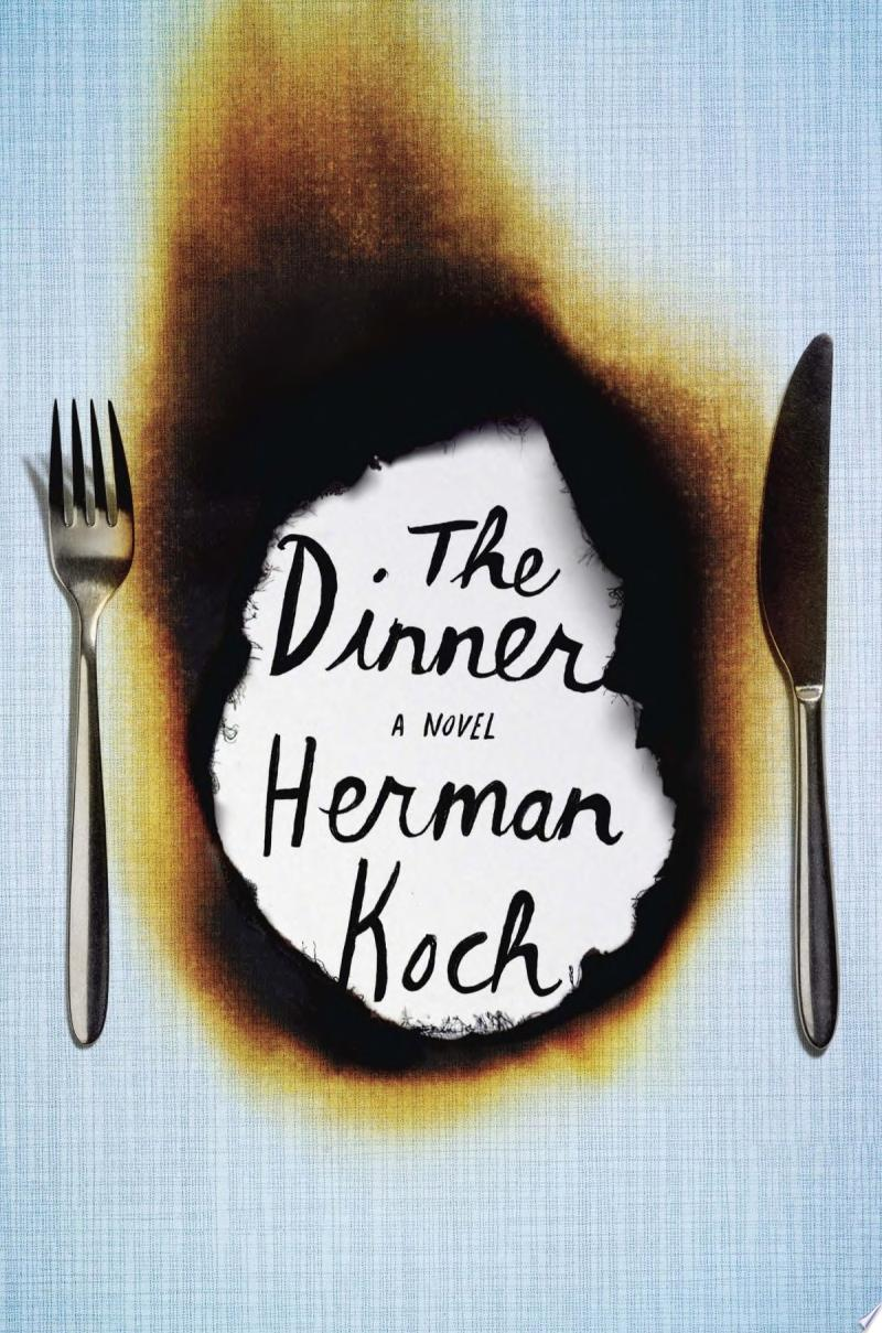The Dinner banner backdrop