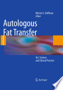 """Autologous Fat Transfer: Art, Science, and Clinical Practice"" by Melvin A. Shiffman"