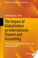 The Impact Of Globalization On International Finance And Accounting Book PDF