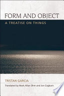 Form and Object Book