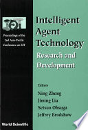 Intelligent Agent Technology  Research And Development   Proceedings Of The 2nd Asia pacific Conference On Iat