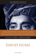 A Dissertation on the Passions