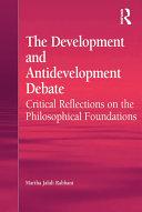 The Development and Antidevelopment Debate