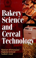 Pdf Bakery Science and Cereal Technology