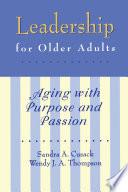 Leadership for Older Adults